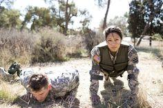 Army Basic Training PT Exercises