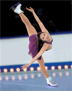 ~ Michelle Kwan  Grace, style and dignity on and off the ice