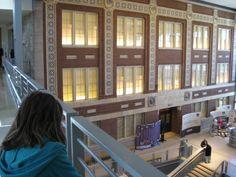 Indiana State Museum -- field trip