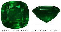 2.87ct. Oval Cut Emerald Gemstone