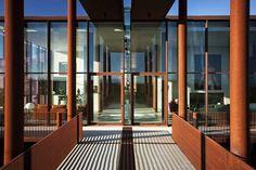 Вилла Валле Эскондидо от студии Bucchieri Architects
