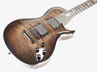 Abyss Custom Guitars – Black Scorpion #5 - Single Cutaway Electric Guitar