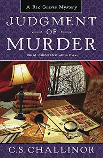 Historical Reminiscing with Marilyn: Judgement of Murder by C. S. Challinor
