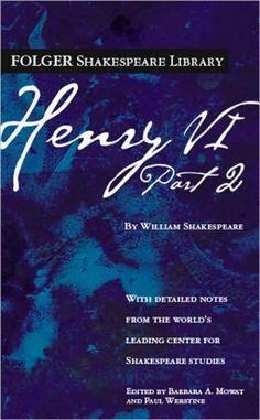 Henry VI, Part 2 (Folger Shakespeare Library Series)