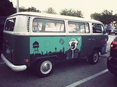 Love vintage VW vans