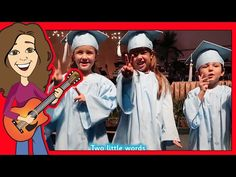 Need some graduation songs for a preschool or kindergarten celebration? These songs are perfect for little ones to sing on the big day!