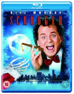 From 6.73 Scrooged [blu-ray] [region Free]