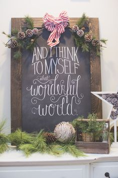 cool 48 Modern and Simple Farmhouse Christmas Decor Inspiration  https://decoralink.com/2017/10/28/48-modern-simple-farmhouse-christmas-decor-inspiration/