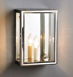 Rialto Box Light, large