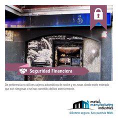 En este domingo te sugerimos que sigas este tip de #Seguridad Financiera.