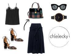 Designer Clothes, Shoes & Bags for Women Olivia Burton, Aquazzura, Hush Hush, Miu Miu, Shoe Bag, Polyvore, Stuff To Buy, Shopping, Shoes