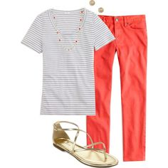 wearing 6.6.13 by busyvp on Polyvore