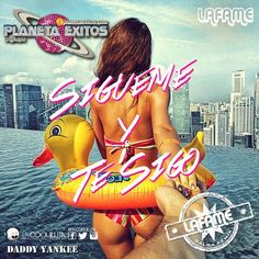 Daddy Yankee - Sigueme Y Te Sigo (Version Salsa)