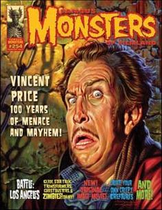Book Review: Famous Monsters Magazine - Issue 254 - Horrornews.net