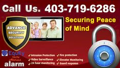 We are leaders in home security, two-way emergency response systems and video surveillance. We provide service in Calgary Alberta. Equity Technologies is one of the fastest growing alarm companies in Calgary. We offer complete home, small business and commercial security consulting services as well as equipment sales and installation.