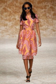 House of Holland Fall 2013 RTW Collection - Fashion on TheCut