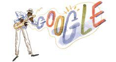 23 de abr. de 2014 117 aniversario del nacimiento de Pixinguinha (nacido en 1897)