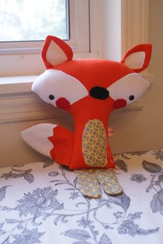 Mr. Fox, all one of a kind, supports orphan care
