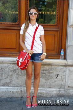 2719 Numaralı Sokak Modası Fotoğrafı - Sokak Stili - MODATURKIYE.COM - Interactive Fashion Zine