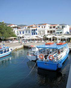 Skiathos Old Port