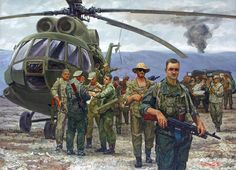 Sovietic Army in Afghanistan