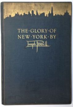 [Rogers, Bruce] The Glory of New York