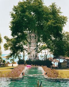 Hotel Tugu in Lombok, Indonesia