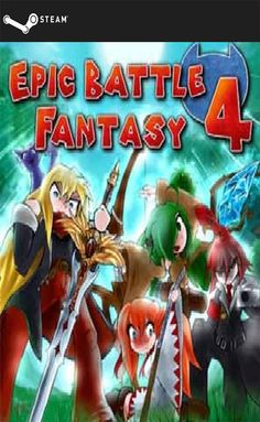 Epic Battle Fantasy 4 (STEAM GIFT) DIGITAL 4,51€