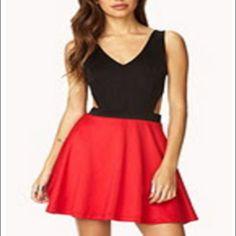 Chic Combo Dress