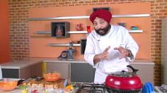 Authentic Tandoori Chicken recipe and product endorsement by Celebrity Chef Harpal Singh Sokhi