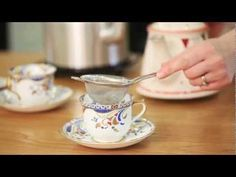 How To Make The Perfect Cup Of Loose Leaf Tea With Betty Twyford & Trumpers Tea