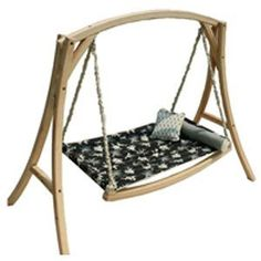 Hanging Hammock Frame Hammock Frame, Hanging Hammock, Hatteras Hammocks, Outdoor Furniture, Outdoor Decor, Bobs, Outdoor Gardens, Outdoors, Craft Ideas