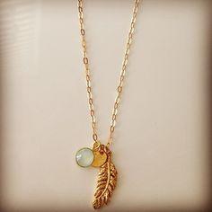 Wind Sea Earth Necklace