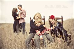 I definitely need to find some sort of seating to take with us for our family pictures.