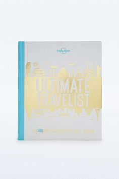 """Lonely Planet – Buch """"Ultimate Travelist"""""""
