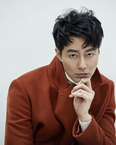 Jo In-sung takes charge of epic film Ansi City Dramabeans Korean drama recaps Jo In Sung, Woo Sung, Permed Hairstyles, Modern Hairstyles, Korean Men Hairstyle, Kdrama, Epic Film, Handsome Korean Actors, Air Dry Hair