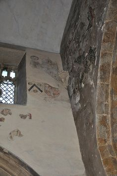South Newington-Wall paintings 219