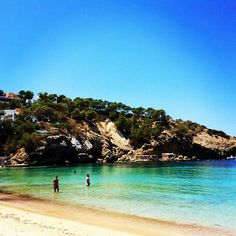 Cala Vadella, Ibiza ♥ Can't wait to go there this August!!!