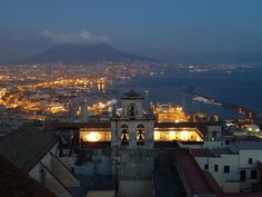 Napoli, Italy...three weeks stay in Napoli, yes, I'd do it again!