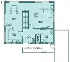 Talbau Haus 121 Floorplan 1