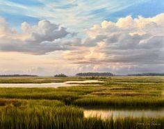 Marsh Study II