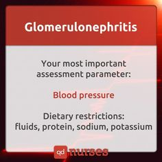 What's the difference between glomerulonephritis and nephrotic syndrome?
