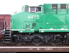 RailPictures.Net Photo: FSSR 4415 Ferro Sur GE AC4400CW at Chattanooga, Tennessee by ke4aik