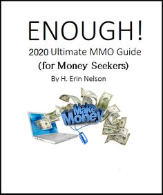 "2019 Ultimate MMO Guide (for Money Seekers)"" FREE! At last, everything you need to know about creating an Online Business in one awesome place! Click and go to START HERE to get my Guide!"