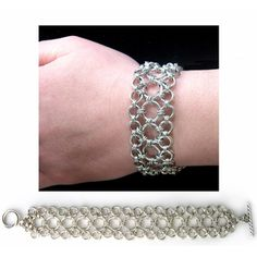 DIY Jewelry Chainmaille Kits Tutorials | Maru Bracelet - Project | Blue Buddha Boutique