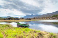 County Kerry apresenta alguns dos cenários mais surpreendentes da Irlanda. Imagem por Kwiatek7 / Shutterstock