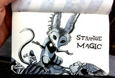 Strange Magic - Sunny & Imp