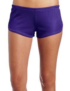 Soffe Juniors Soffe Mesh Teeny Tiny Short, Gun Metal, X-Small: poly birds eye mesh Tricot liner Low-rise junior cut 2 inseam Tiny Shorts, Short Shorts, Soffe Shorts, Beach Volleyball, Dance Outfits, Running Women, Fit Women, Fashion Brands, Style Me