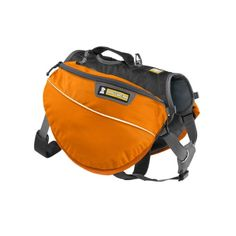 Ruffwear Approach Dog Backpack, Large/X-Large, Campfire Orange - http://www.thepuppy.org/ruffwear-approach-dog-backpack-largex-large-campfire-orange/