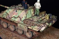 Tamiya 1/35 scale Jagdpanther Late Version by Donghyun Jung: Image